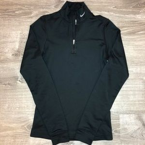 Nike quarter zip sweatshirt